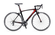 Giant TCR Composite 2 black/red/white